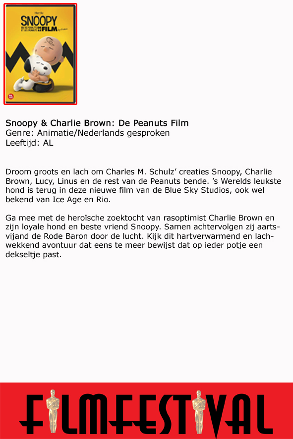 charlie brown vriend snoopy